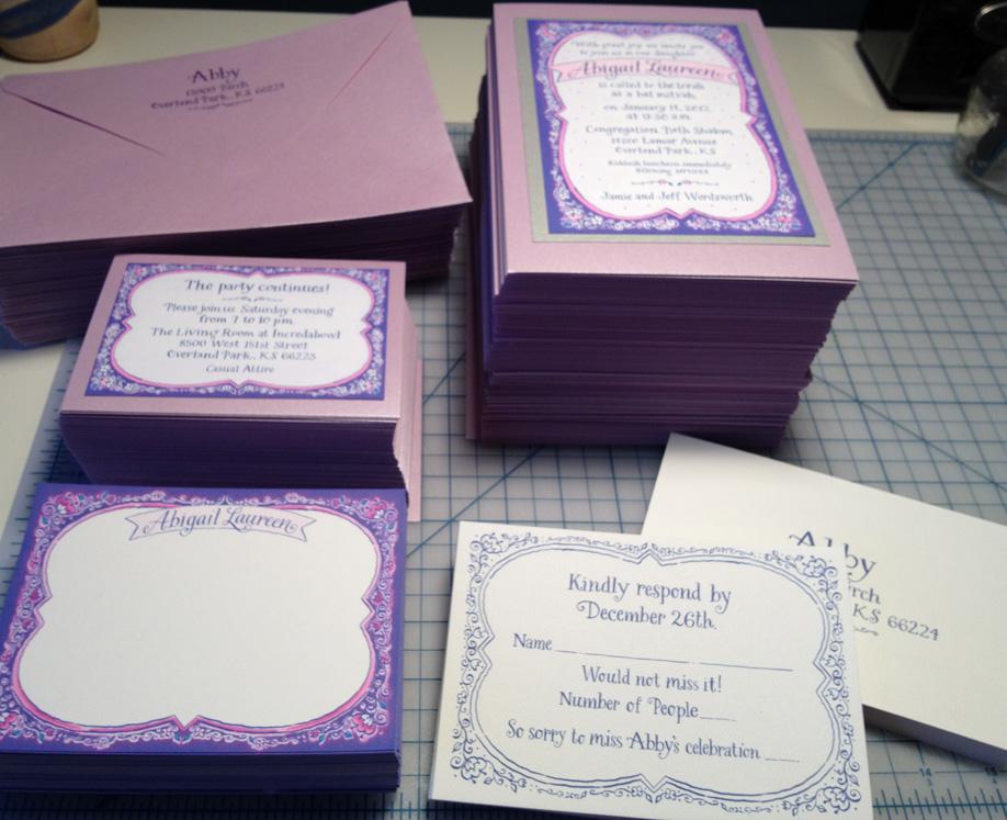 Abby's Invitations