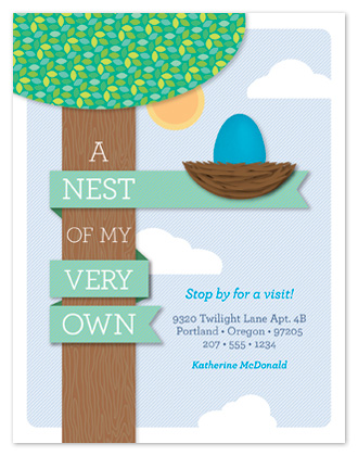 Nest of My Own