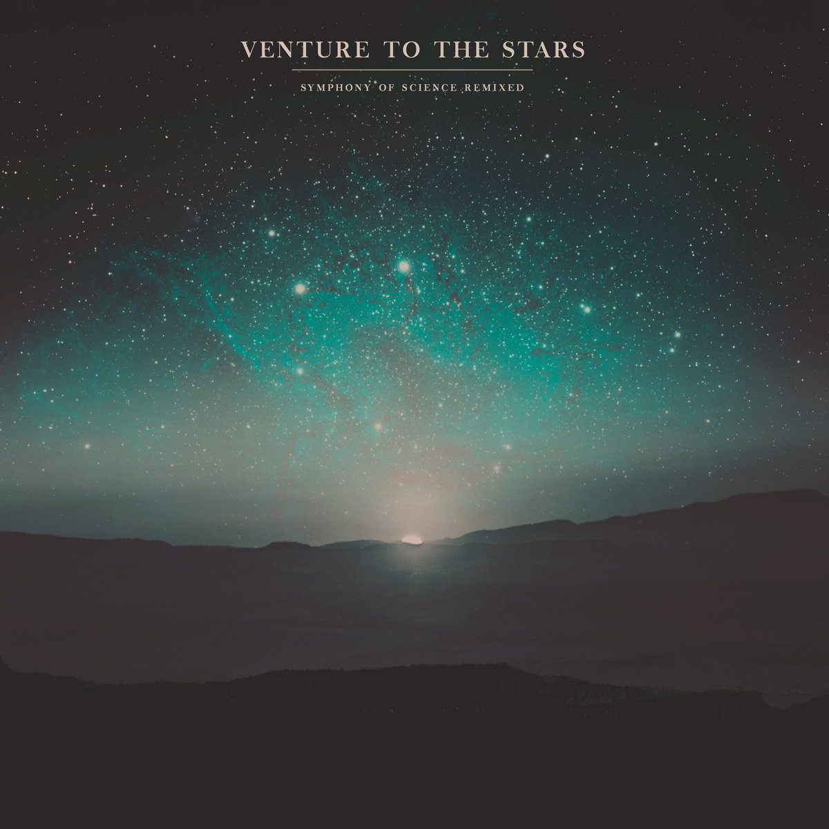 Venture to the Stars - Symphony of Science remixes by electronic artists