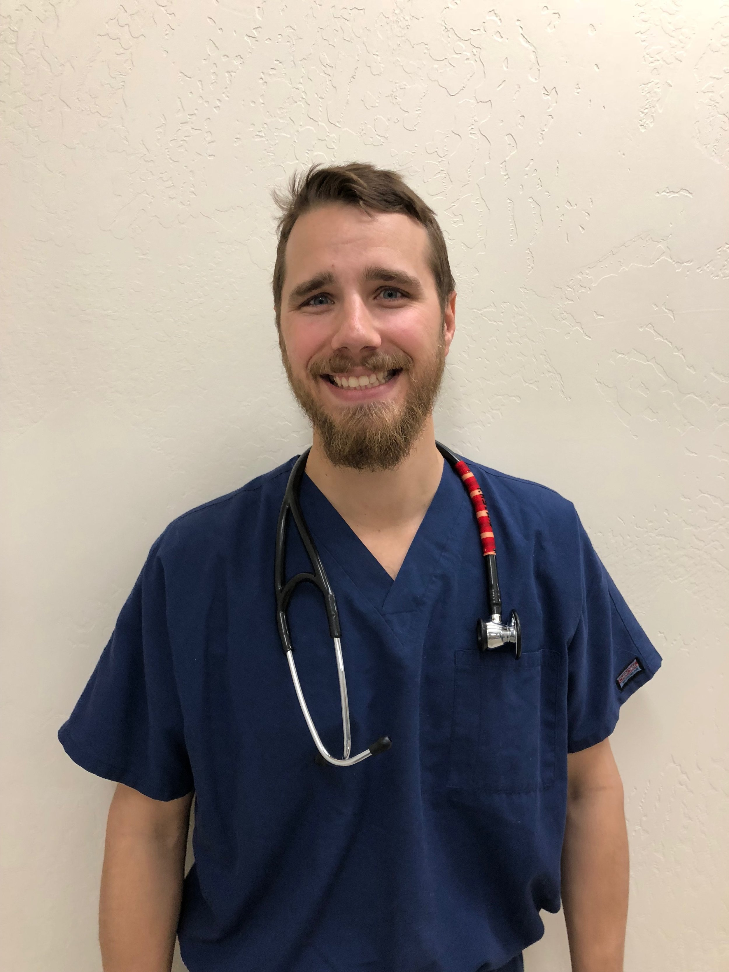 Kaylun Grandy PA-C - Kaylun is originally from Wyoming and enjoys backpacking, shooting, hunting, and fishing. He first came to Elko after graduating from Utah State University and joined Barrick as an industrial hygienist in 2012. He then enrolled and graduated from the Physician Assistant program at Touro University Nevada in 2017. Kaylun has committed to serving rural and underserved populations such as when he worked with the Mobile Health Clinic for the Las Vegas homeless and served a medical mission in Guatemala. Kaylun is excited to be back in the community serving the families of Elko and Spring Creek.