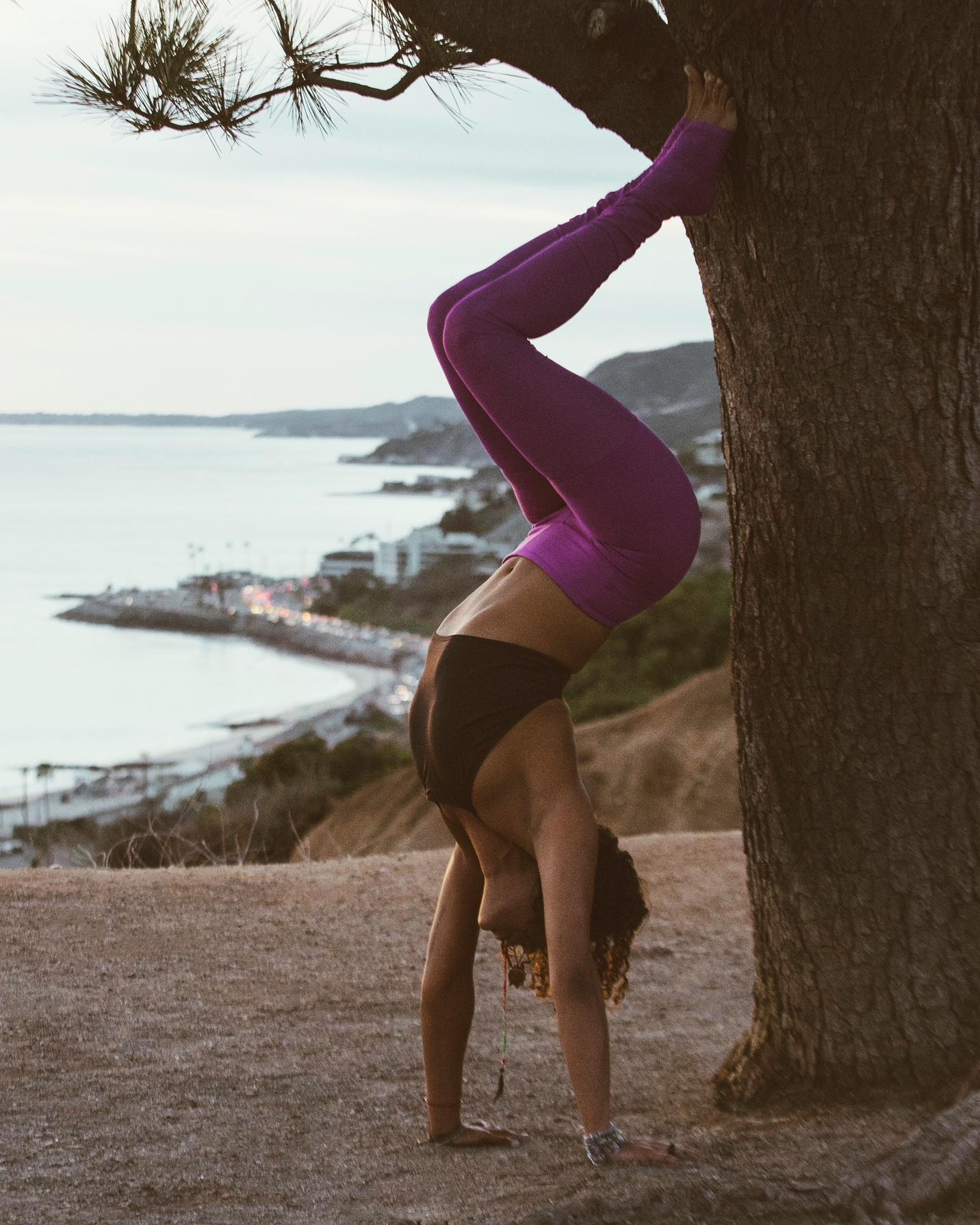 Ganja Yoga, 50hrs - Cannabis-enhanced hatha and yin yoga.