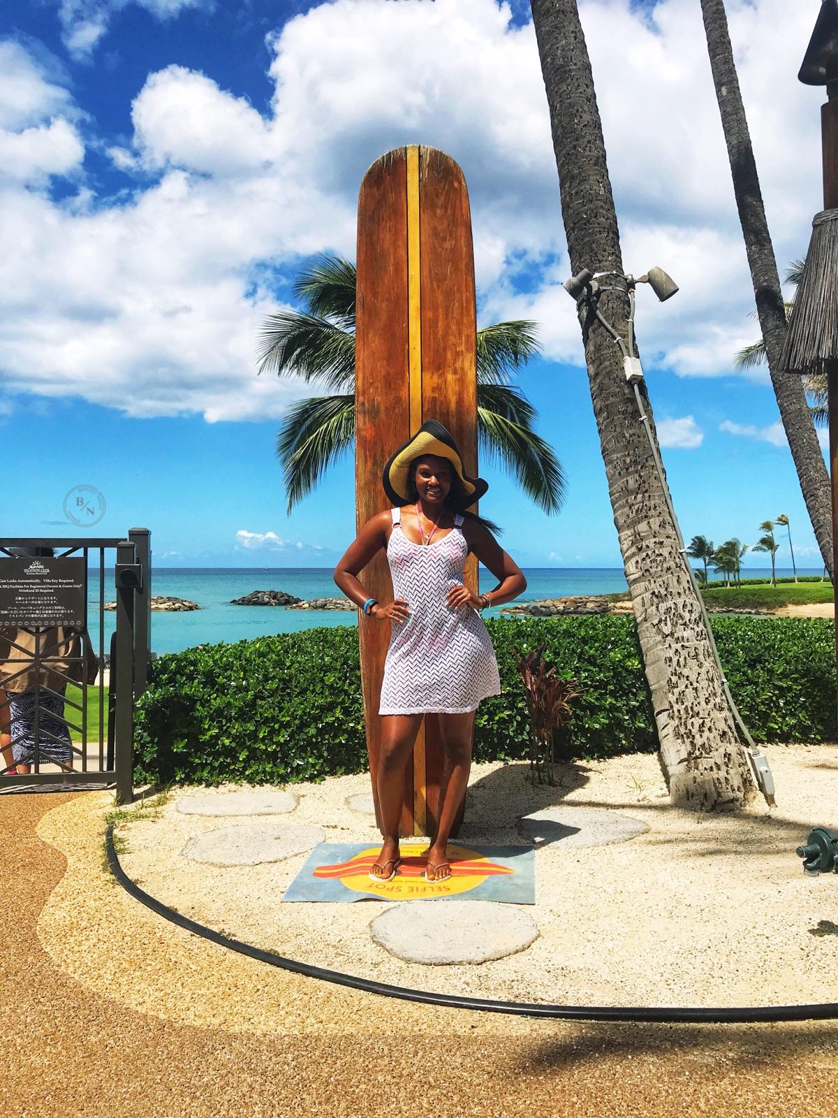 Marriott's Ko'Olina Beach Resort