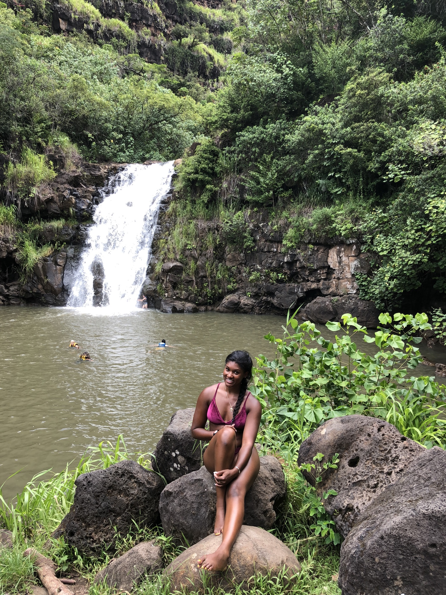 Haleiwa Waterfall