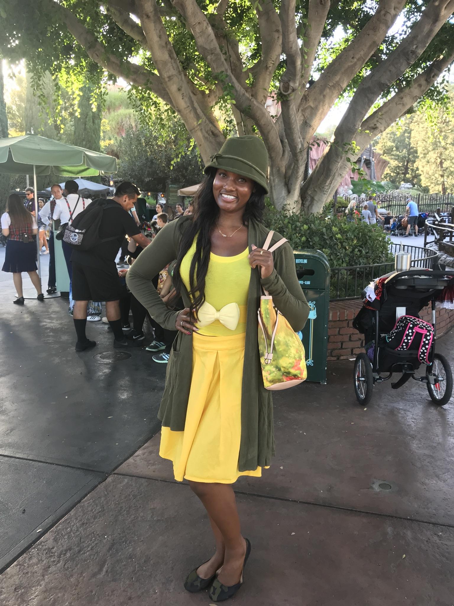 Princess Tiana Disney Bound