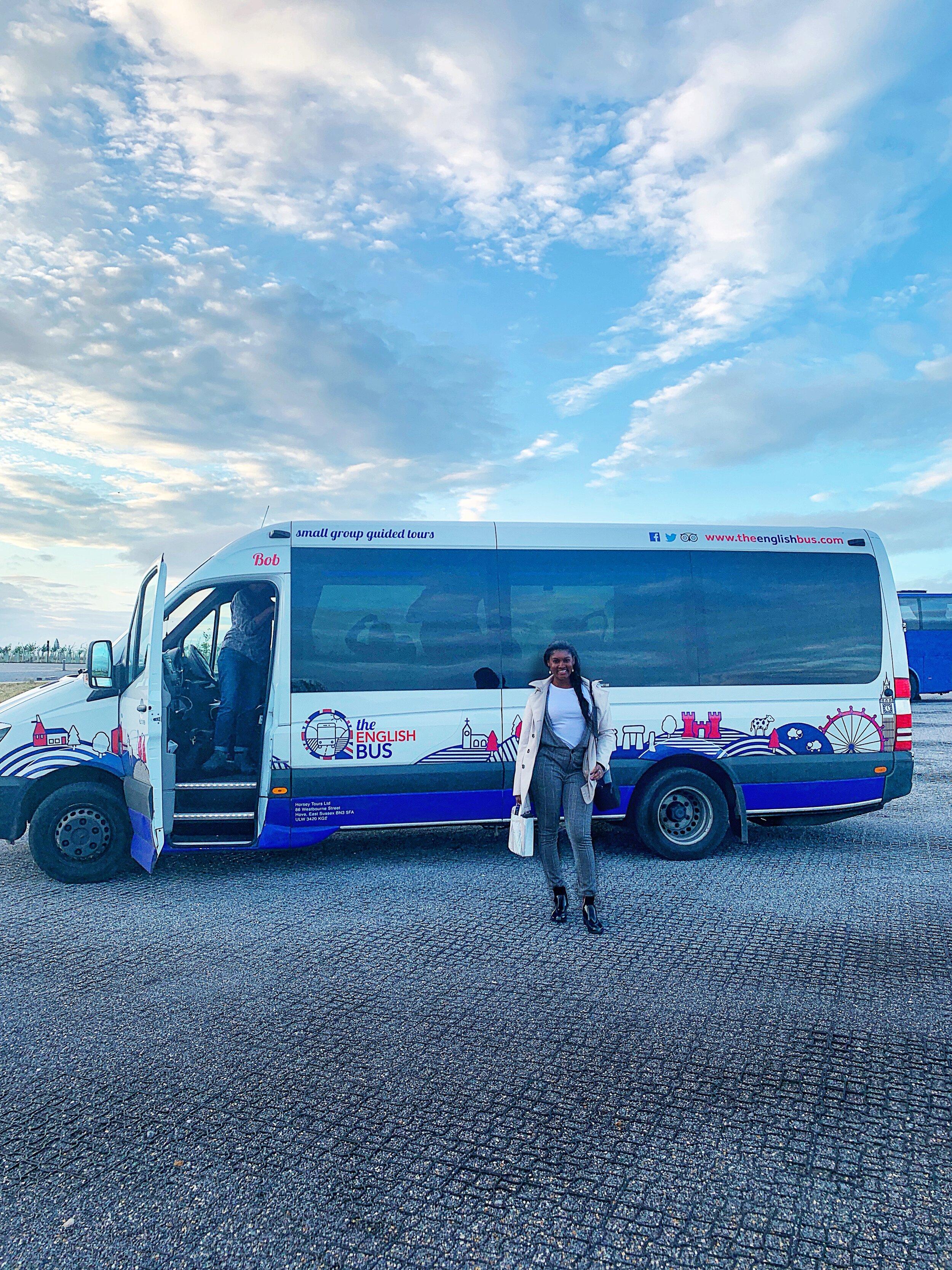 The English Bus