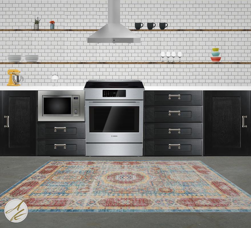 Albie Knows Charming Modern Kitchen Design Board