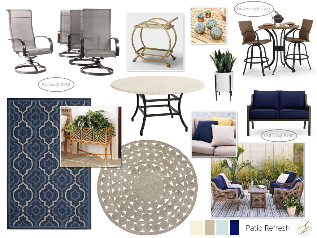 Albie Know Outdoor Space & Patio Refresh