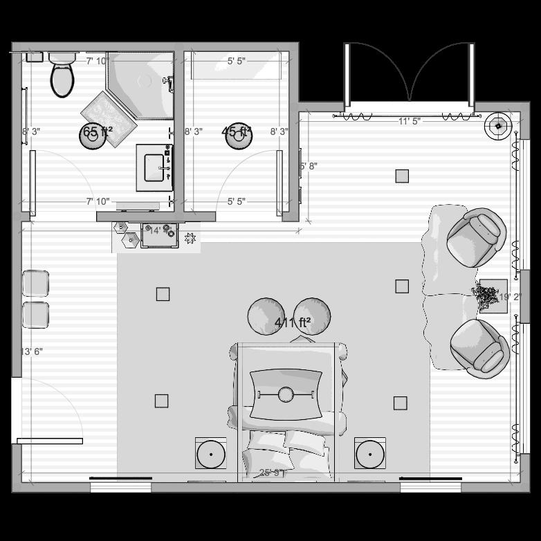 Albie Knows Romantic Bedroom Retreat Floor Plan.png