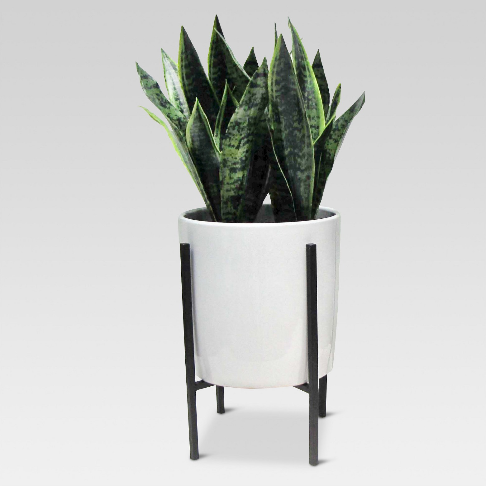 Artificial Plant in Stand Large