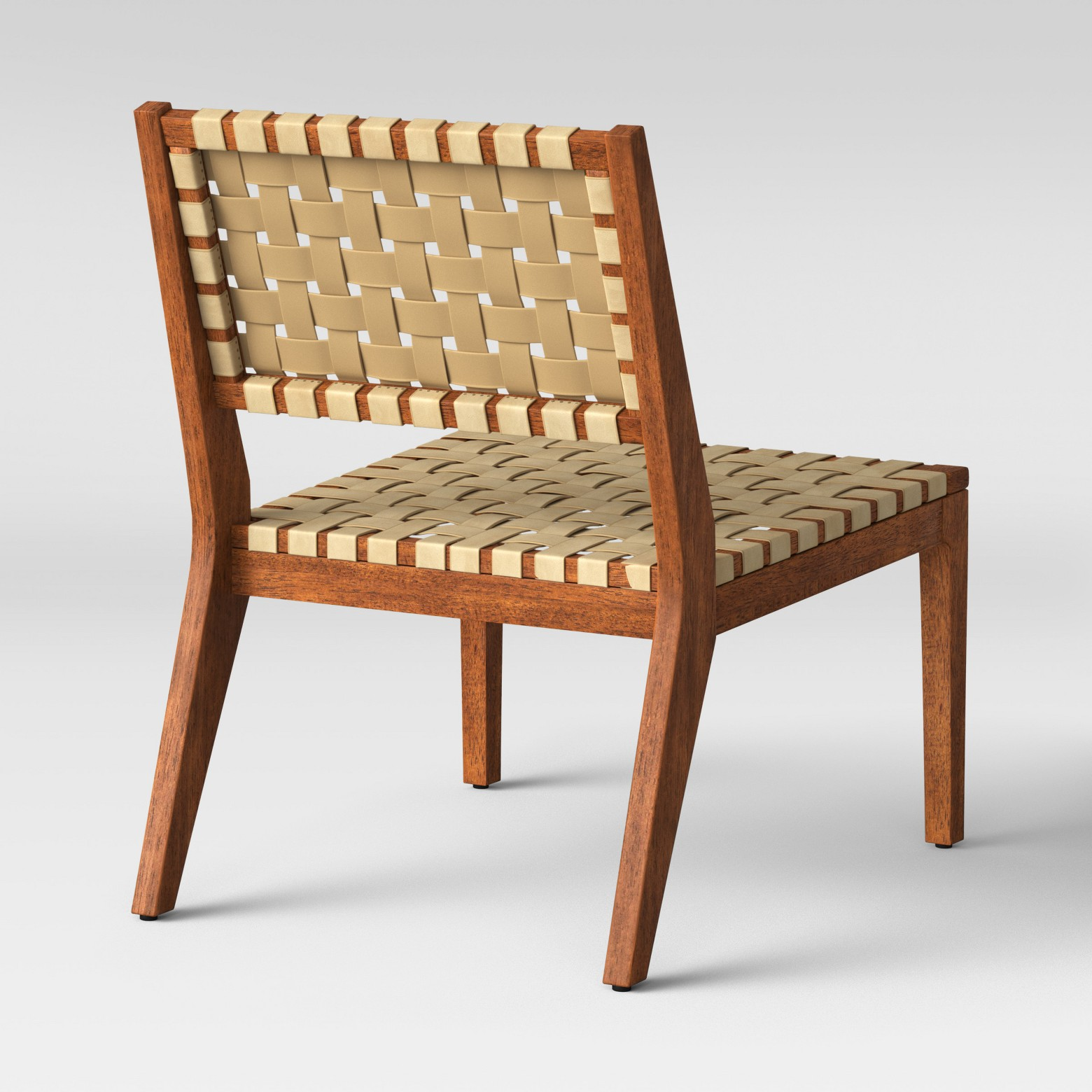 Catalonia Woven Chair Natural