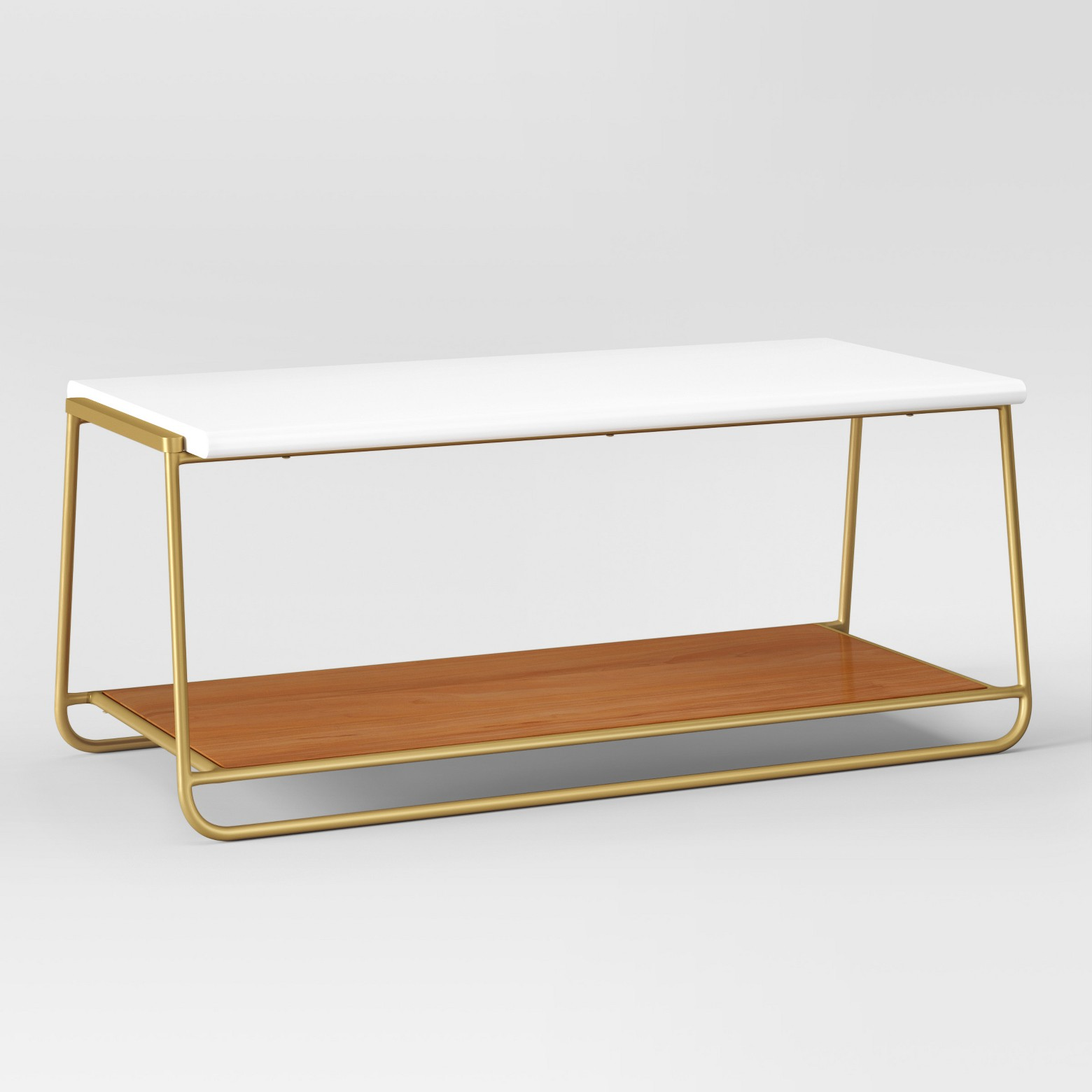 Sayer Coffee Table White