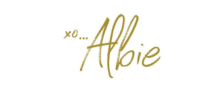 XO Albie Knows