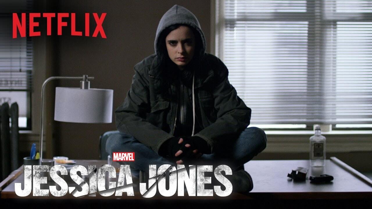 Marvel's Jessica Jones | Albie Knows Netflix Originals Favorites