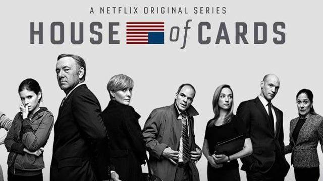 House of Cards | Albie Knows Netflix Originals Favorites