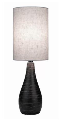 Alcinous Mini Tapered Table Lamp