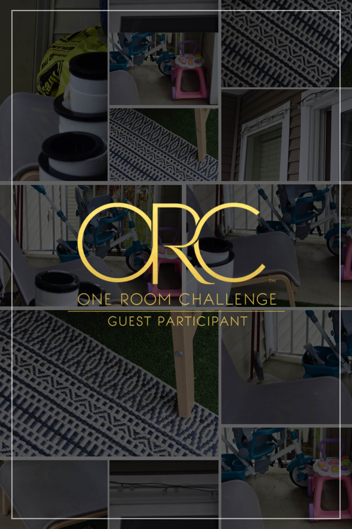 Click to see all the One Room Challenge Guest Participants