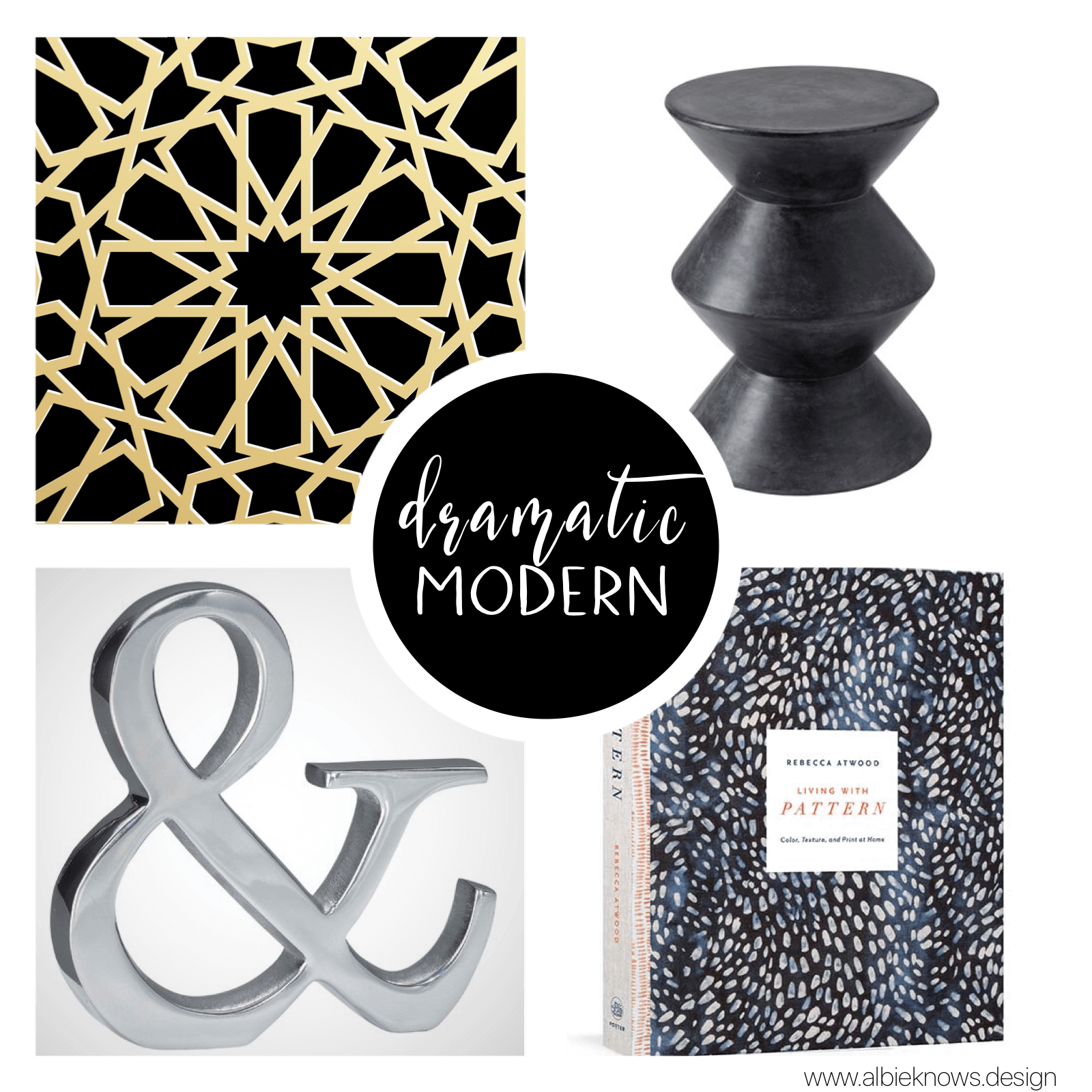 """Strong lines and sleek furnishings speak to you, as you seek to create a clean, unadorned space. Not to be confused with """"contemporary"""" design, you're all about clean and simple with a sophisticated edge; drawn to innovative and iconic pieces that feature metal tones & bold accents.    READ MORE"""