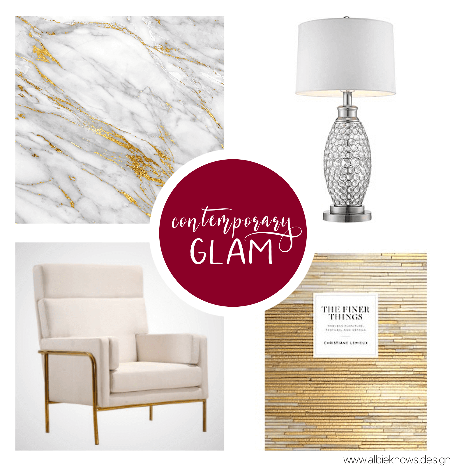More is MORE! You're all about the bling & the drama of design. You embrace bold prints, metallic hues, and bright colors in a way that is refined & pulled together, to create an elegant space that is the star of the show.    READ MORE