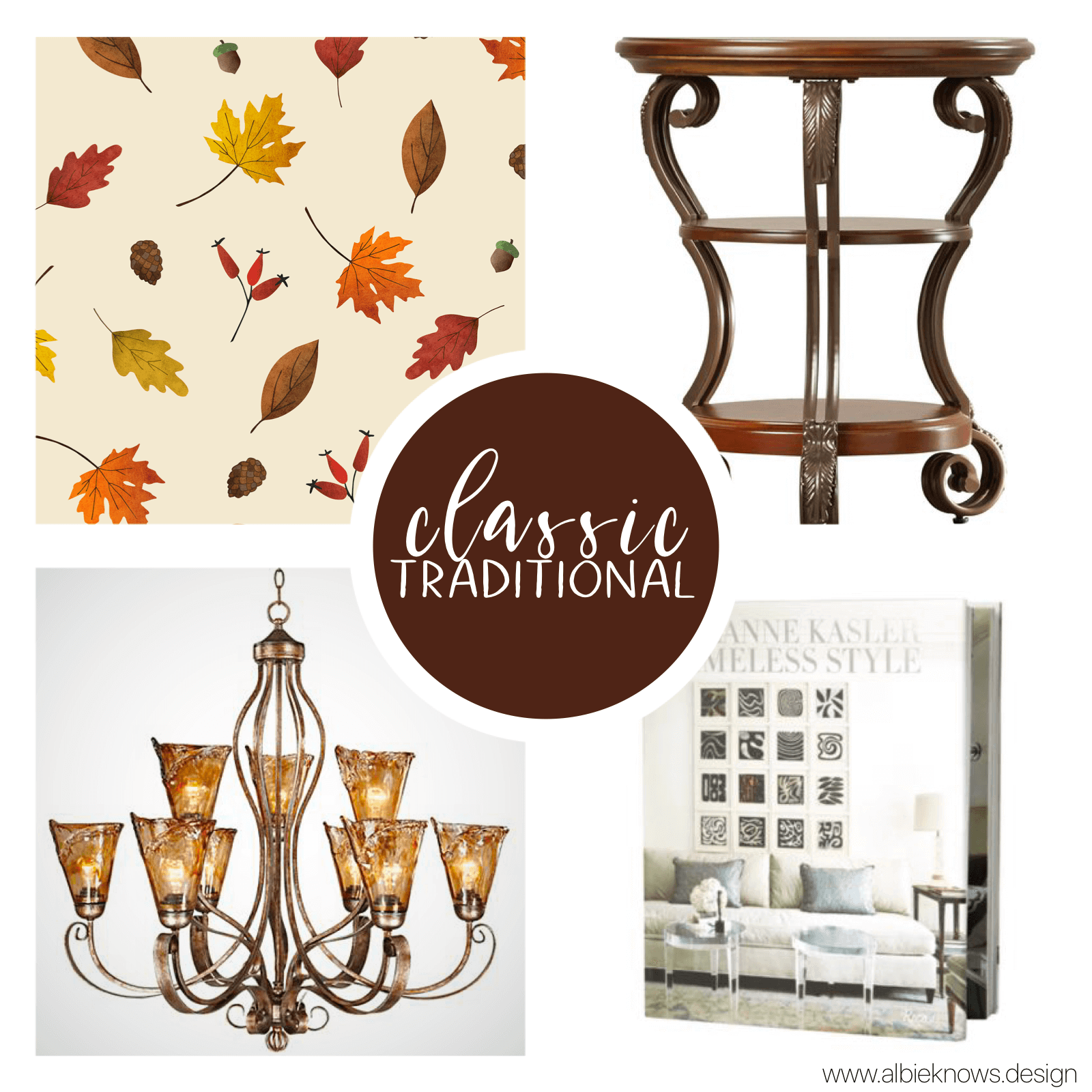 The consummate curator, you're drawn to elegant & formal design — one that is harmonious, ordered, and timeless in feel. Sweeping staircases, ornate features, and stone elements are key in creating your classic look. You shy away from bold, bright colors, favoring a more natural palette & muted terracottas.    READ MORE