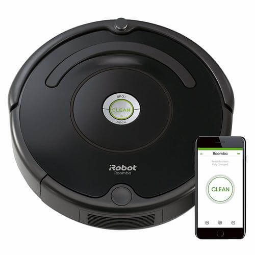 Roomba Robot Vacuum with Wi-Fi Connectivity
