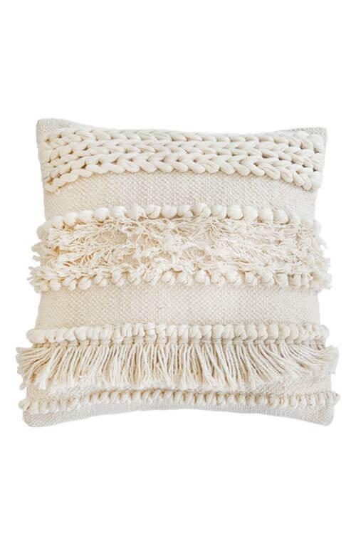 Iman Accent Pillow
