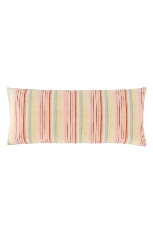 Savona Stripe Linen Accent Pillow