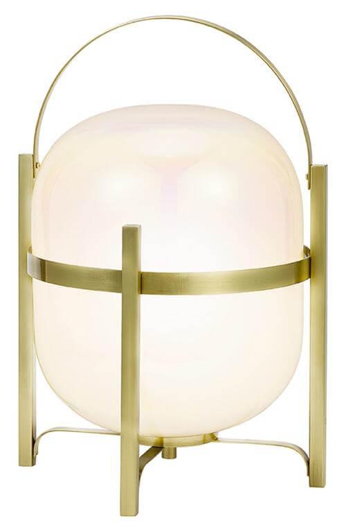 Iridescent Accent Lamp