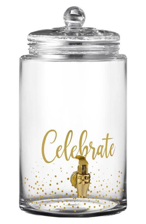 Celebrate Beverage Dispenser