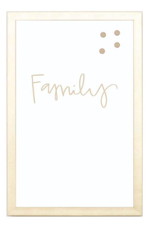Petal Lane Family Magnet Board