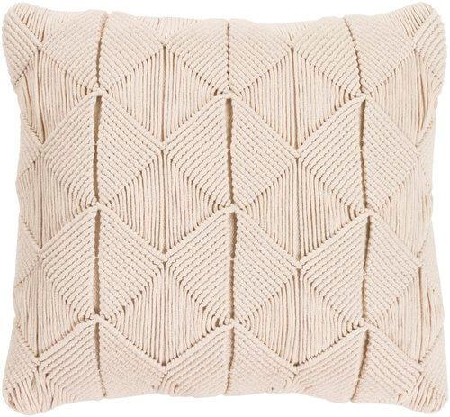 Migramah Sage Natural Fiber Pillow Cover