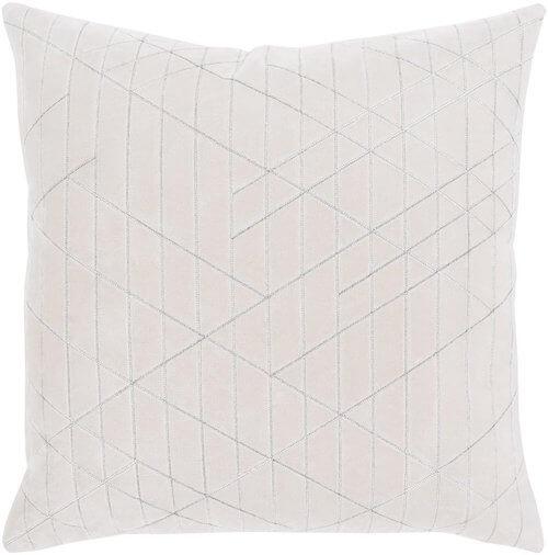 Regan Cotton Throw Pillow