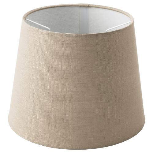 Jara Lamp Shade in Beige | IKEA