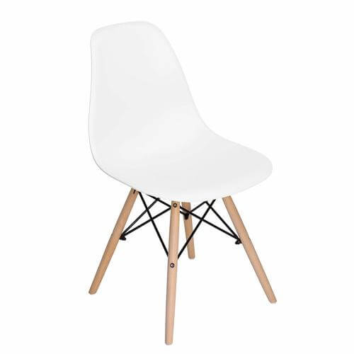 Eiffel Style Mid Century Side Dining Chairs | Amazon
