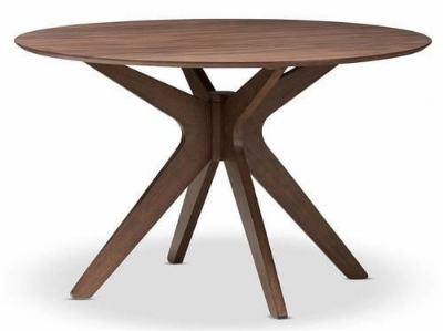 Round Dining Table (similar style) | Amazon