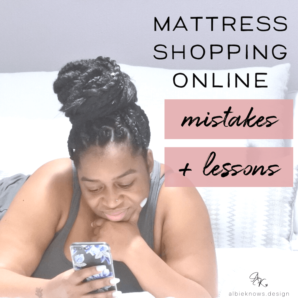 Albie Knows Lessons I Learned Buying A Mattress Online (And Mistakes To Avoid)