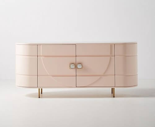 Hepworth Storage Console | Anthropologie