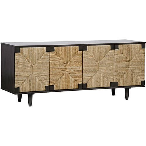 Brook 4-Door Sideboard | The Design Network