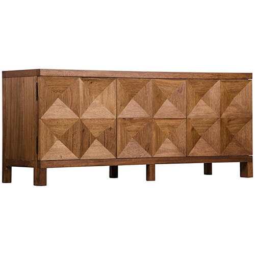 3-Door Quadrant Sideboard | The Design Network