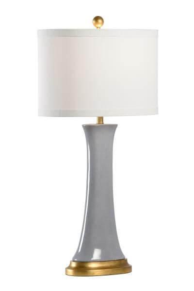 High Point Market || New Product Picks || Chelsea House || Hopper Lamp - Gray