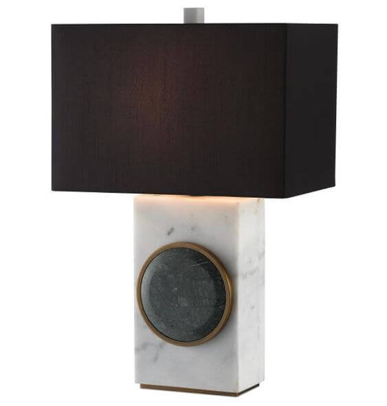 High Point Market || New Product Picks || Currey & Company, Inc || Petia Table Lamp