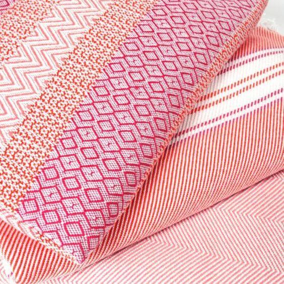 High Point Market || New Product Picks || Textillery Weavers || New Sunbrella Throws