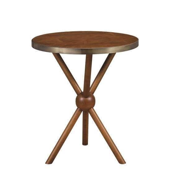 High Point Market || New Product Picks || Twin Star Home || Trompe L'oeil™ Side Table