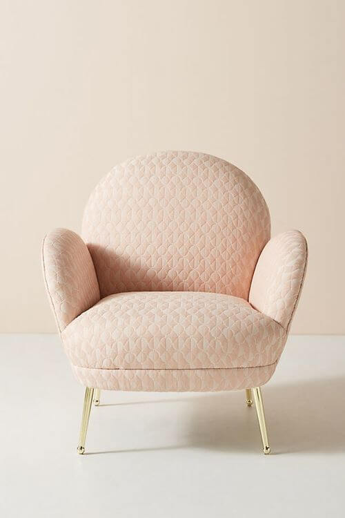 Quilted Savonna Chair