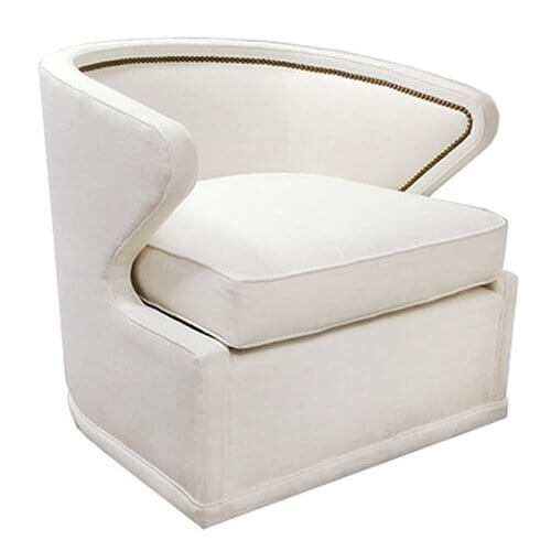 Monroe Swivel Armchair
