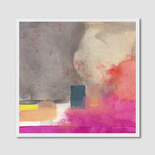 Framed Print - Composition V