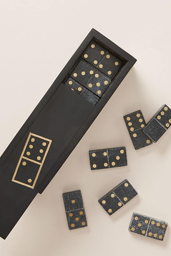 Marble Dominos - #158.00