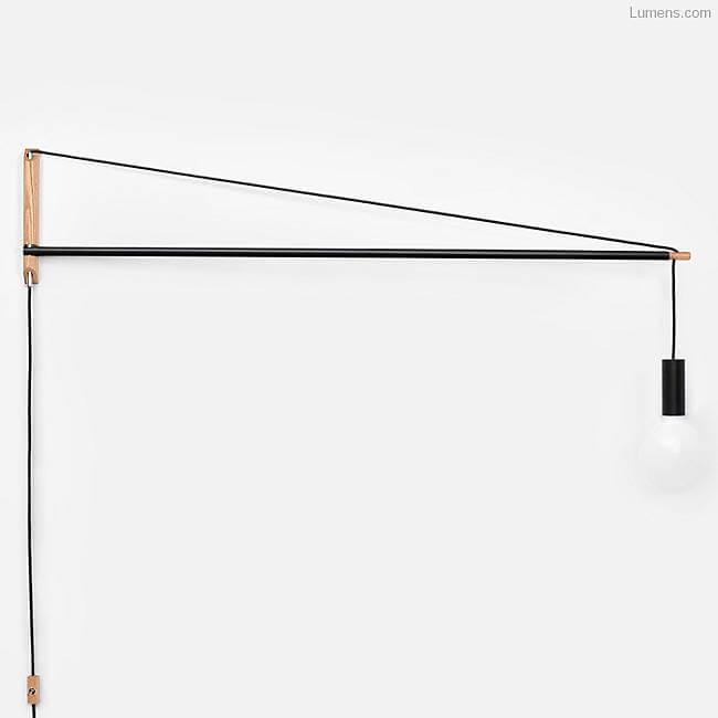 Crane Wall Light By Andrew Neyer