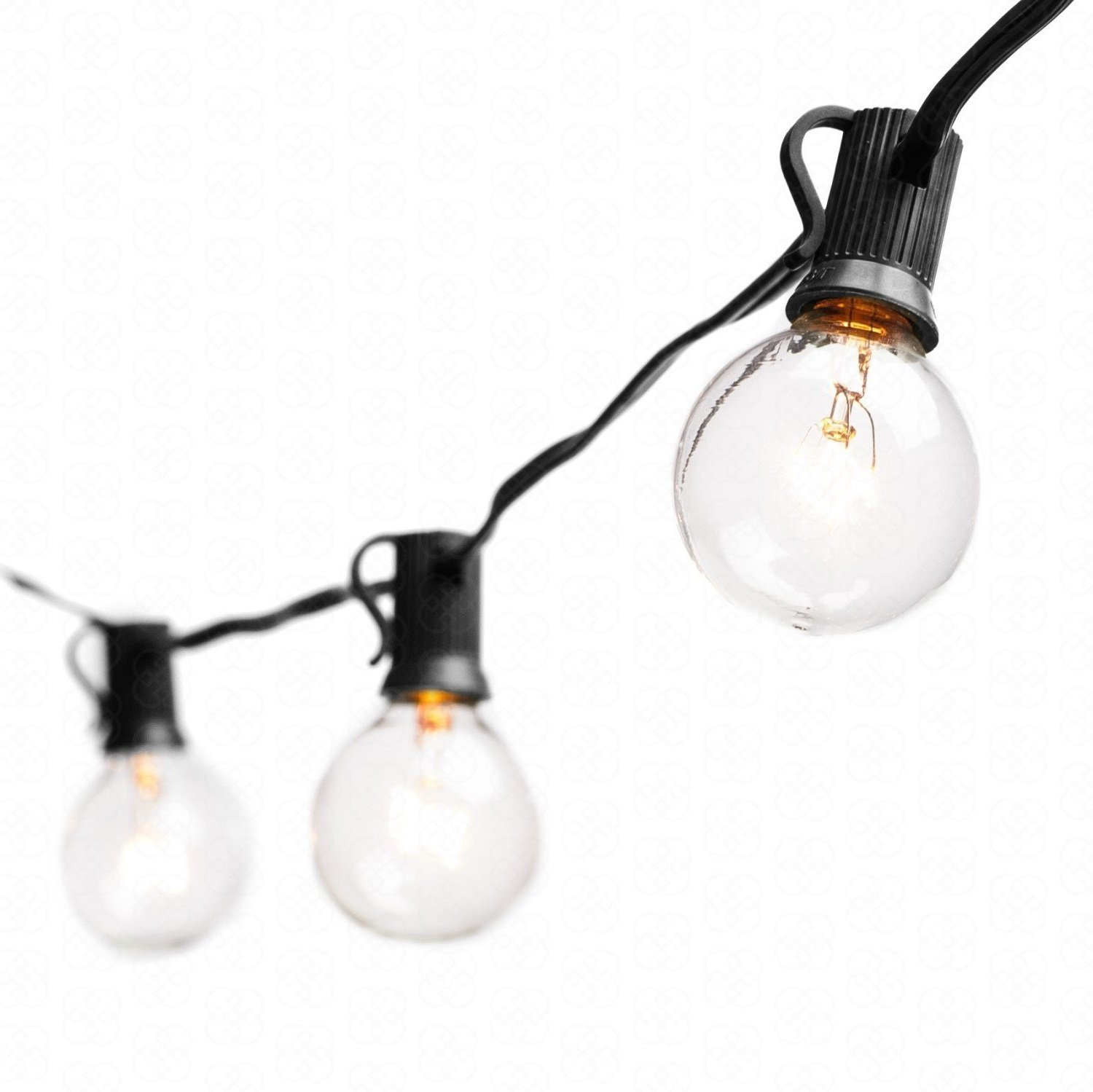 20 ft. 30-Light Globe String Light | Wayfair