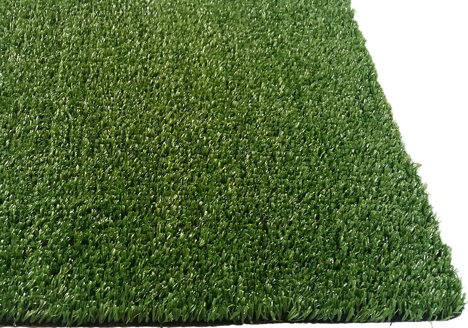 Artificial Grass Rug w/ Drainage Holes & Rubber Backing | Amazon