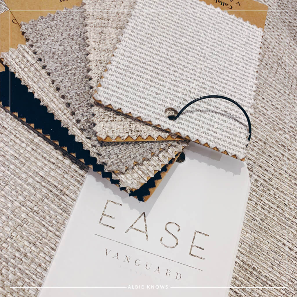 Ease | Vanguard Furniture